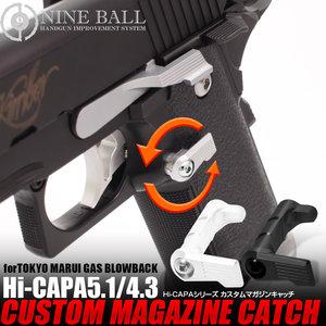Nine Ball TM Hi-CAPA CUSTOM Magazin Fang