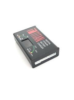 Titan Digital Charger LiPo Li-On UK POWER PLUG