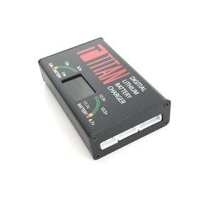 Titan Digitales Ladegerät LiPo Li-On UK Netzstecker