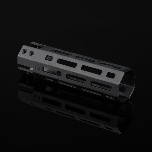 Silverback SRS A2 Sport Handguard Nylon Black
