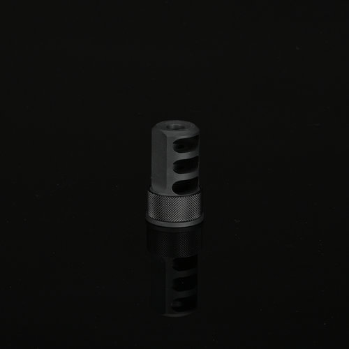 Silverback SRS .338 muzzle brake, model A2  (DTSS silencer compatible)