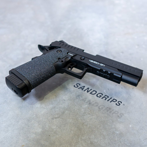SandGrips SSP-1 More grip for your handgun