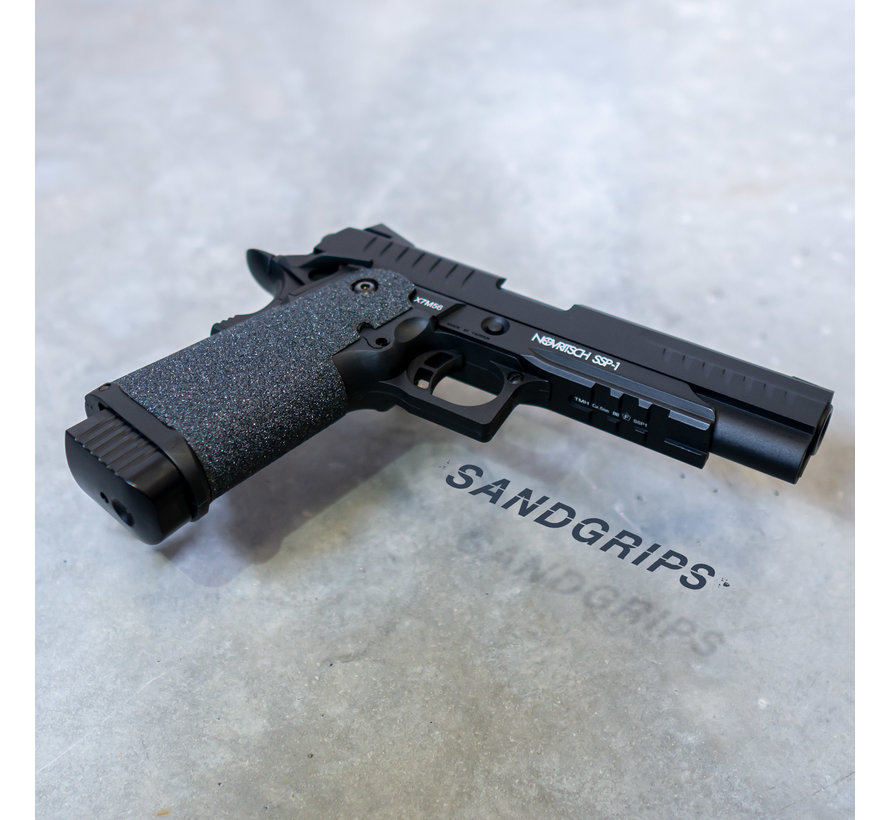 SSP-1 More grip for your handgun