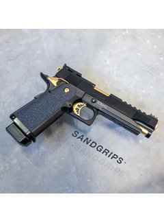 SandGrips TM HI-CAPA 5.1 More grip for your handgun