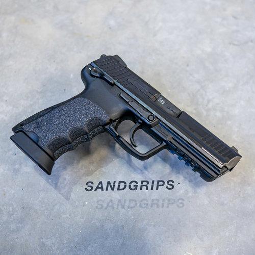 SandGrips HK45 More grip for your handgun