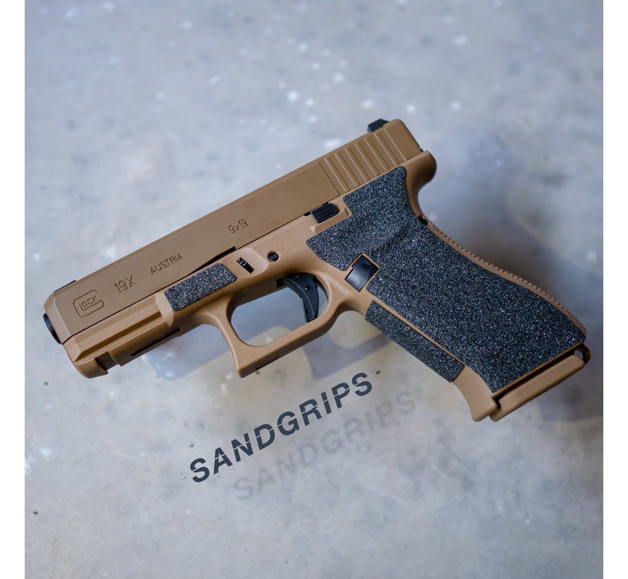 Glock 19X More grip for your handgun