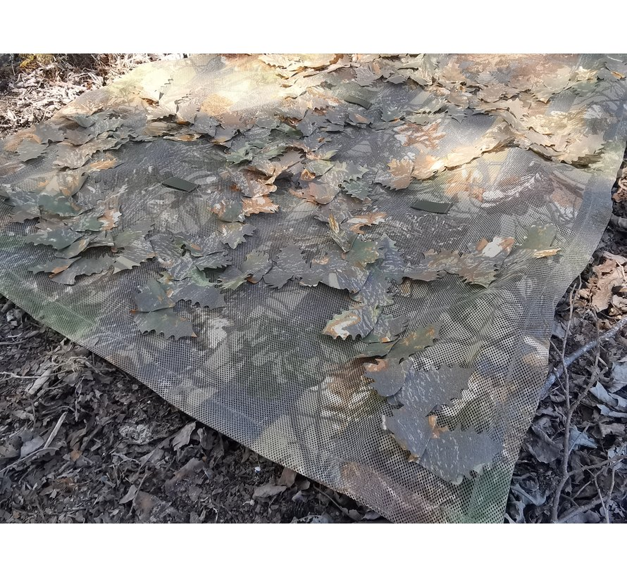 Extra Concealment Kit/Veil (1.2M-1.0M) - Brown