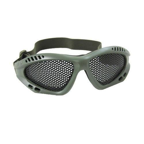NHelmet Steel Mesh goggles OD Green