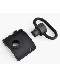Metal RIS Rail Mount QD Sling Swivel