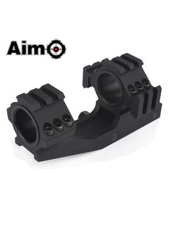 Aim-O Tri-Sided Rail 25.4-30mm Extended Scope Mount