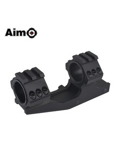 Aim-O Top-side Rail 25.4-30mm Extended Scope Mount