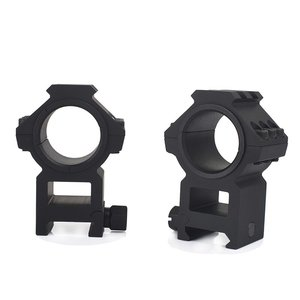 Aim-O Top-Side Rail 25.4-30mm Split Ring Mount