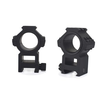 Aim-O Oberseiten 25,4-30 mm Split Ringhalterung
