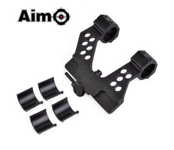 Aim-O AK / SVD / SVU 25,4 mm-30 mm Zielfernrohr-Seitenhalterung