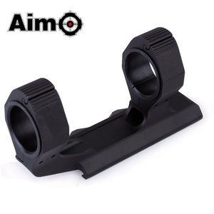 """Aim-O Präzise ultraleichte erweiterte Zielfernrohrhalterung mit Wasserwaage 25,4 / 30 mm 1 """""""