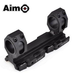 Aim-O Taktische 25,4 mm-30 mm Zielfernrohrringhalterung