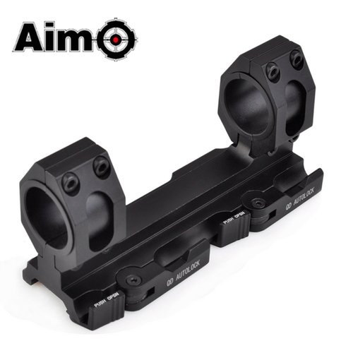 Aim-O Tactical 25.4mm-30mm Scope Ring Mount