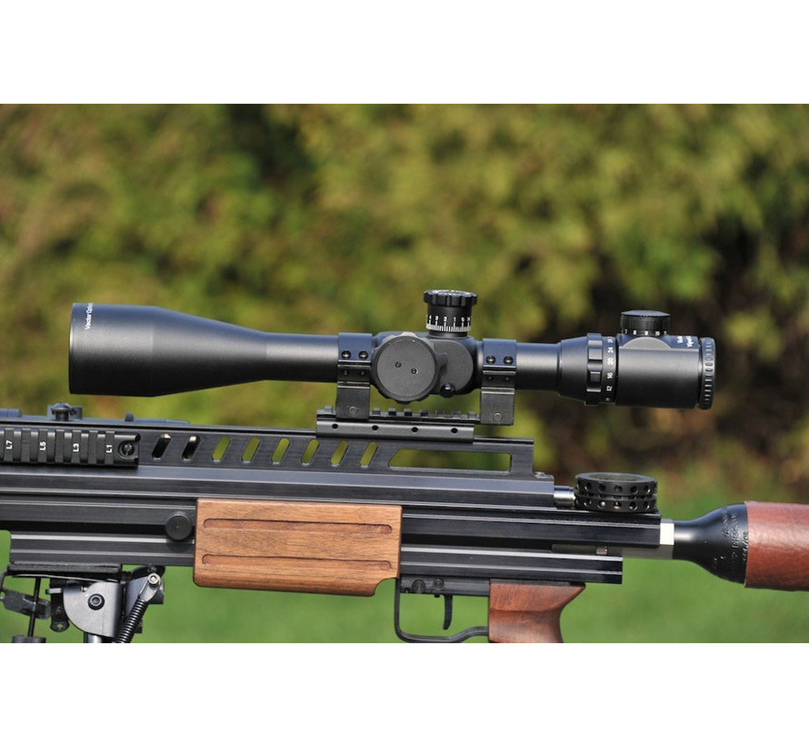 8-32x50E-SF Scope - Red/Green Reticle