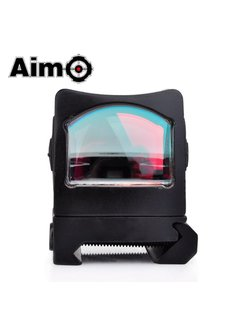 Aim-O Adjustable  Tactical Mini Red Dot