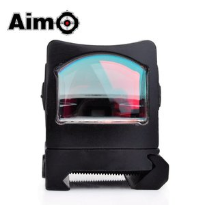 Aim-O Adjustable  Tactical RMR Red Dot