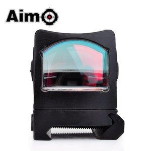 Aim-O Einstellbarer taktisches RMR Rotpunktvisier