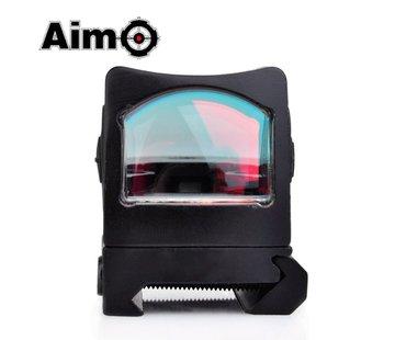 Aim-O Einstellbarer taktisches Mini Rotpunktvisier
