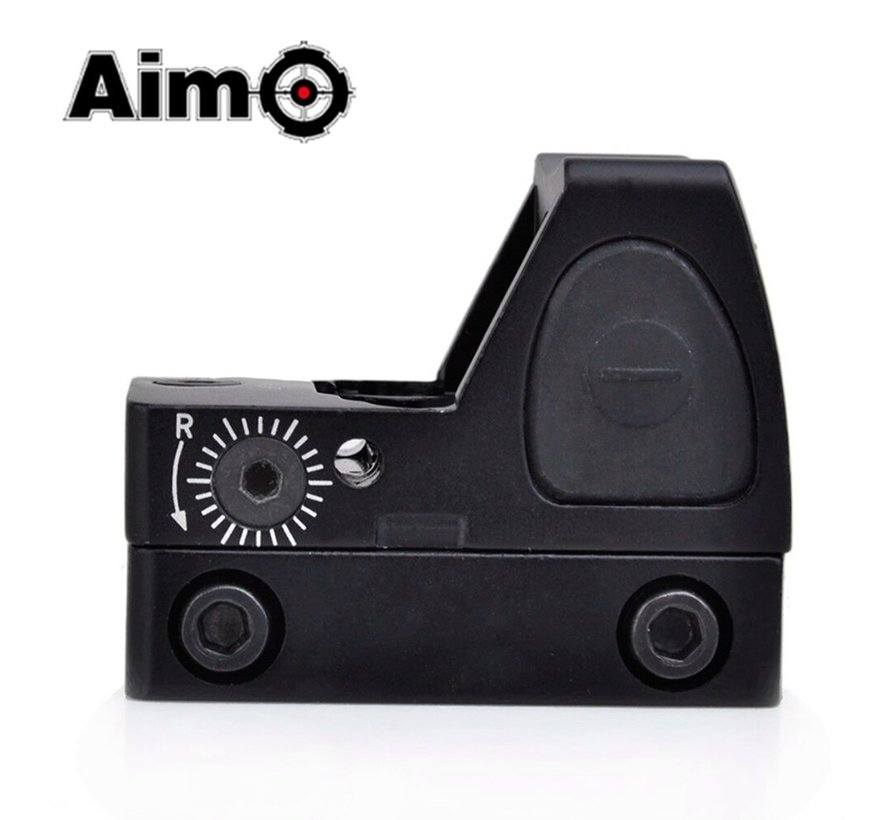 Adjustable  Tactical Mini Red Dot