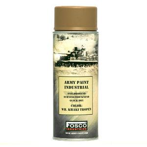 Fosco Armeefarbe WH. Khaki Tropen
