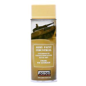 Fosco Armeefarbe Sandgelb