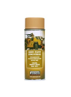 Fosco Army Paint Brown Beige RAL 1011