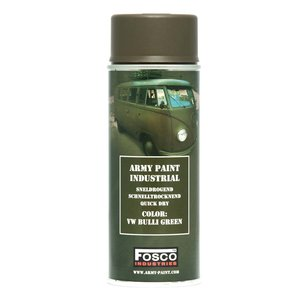 Fosco Armeefarbe VW Bulli Grün