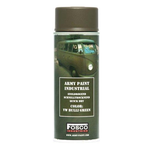 Fosco Army Paint VW Bulli Green