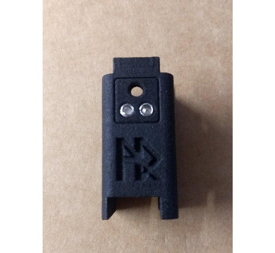 MK23/SSX23 NBB Modular TDC Cover (Tri-Plate Screw Version) - TM, STI, ASG, Novritsch