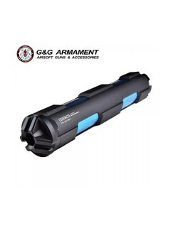 G&G GOMS MK6 (14mm CCW)  Suppressor - Black