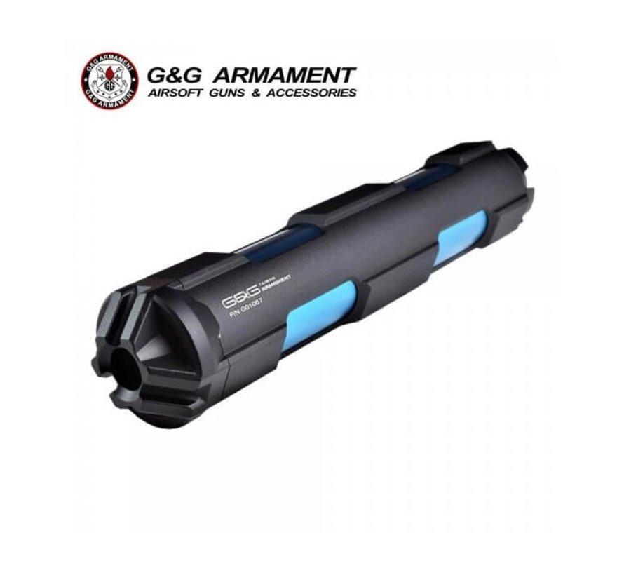 GOMS MK6 (14mm CCW)  Suppressor - Black