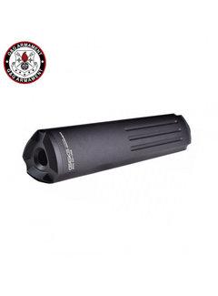 G&G GOMS MK7 (14mm CCW)  Suppressor - Black