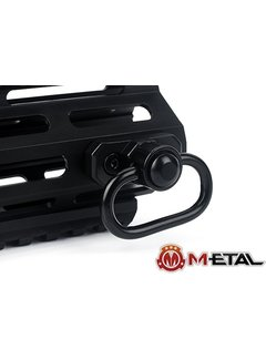 Metal QD Sling Mount For M-Lok Rail System