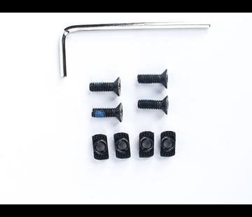 Metal M-LOK Screw Set 4pcs
