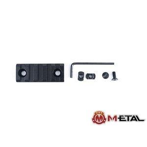 Metal 5-Slot M-LOK CNC Aluminum Rail