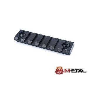 Metal 7-Slot M-LOK CNC Aluminum Rail