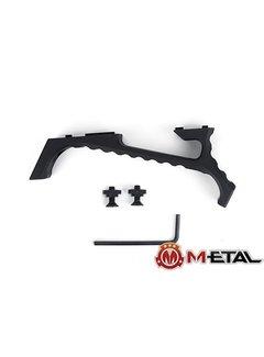 Metal VP23 Tactical Angled M-LOK Grip Black