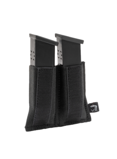 Viper VX Double Pistol Mag Sleeve Black