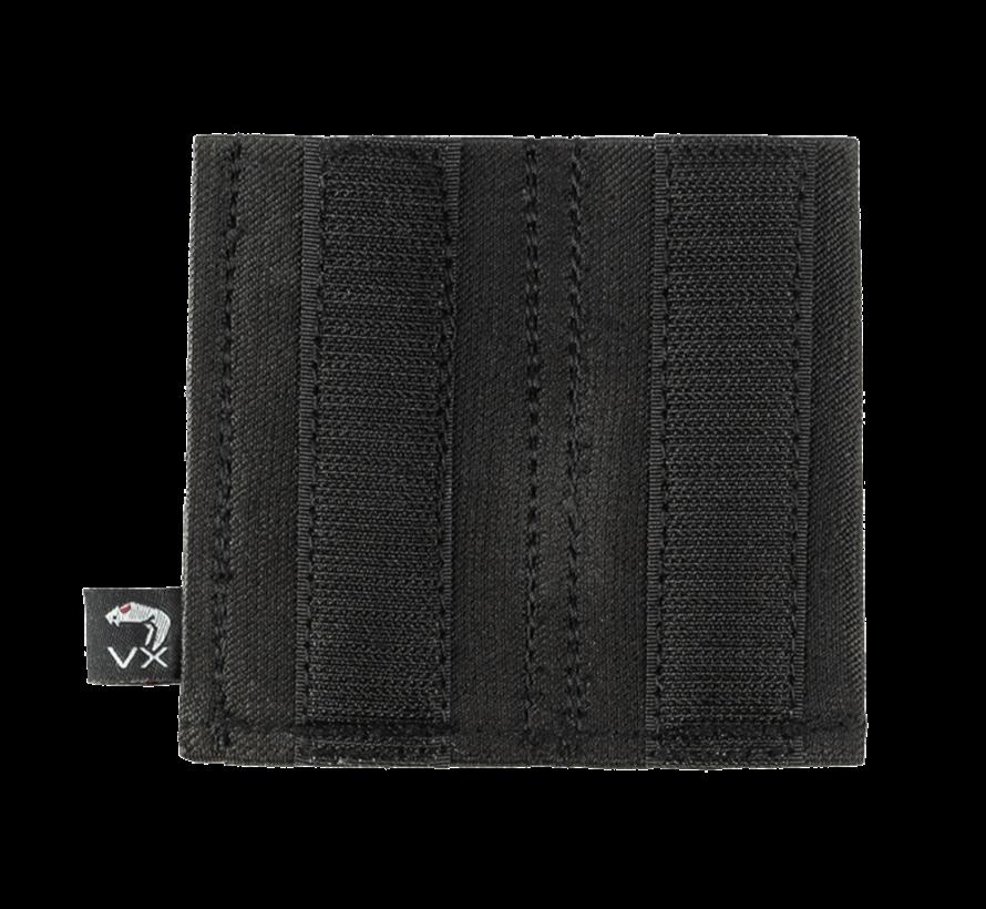 VX Double Pistol Mag Sleeve Black