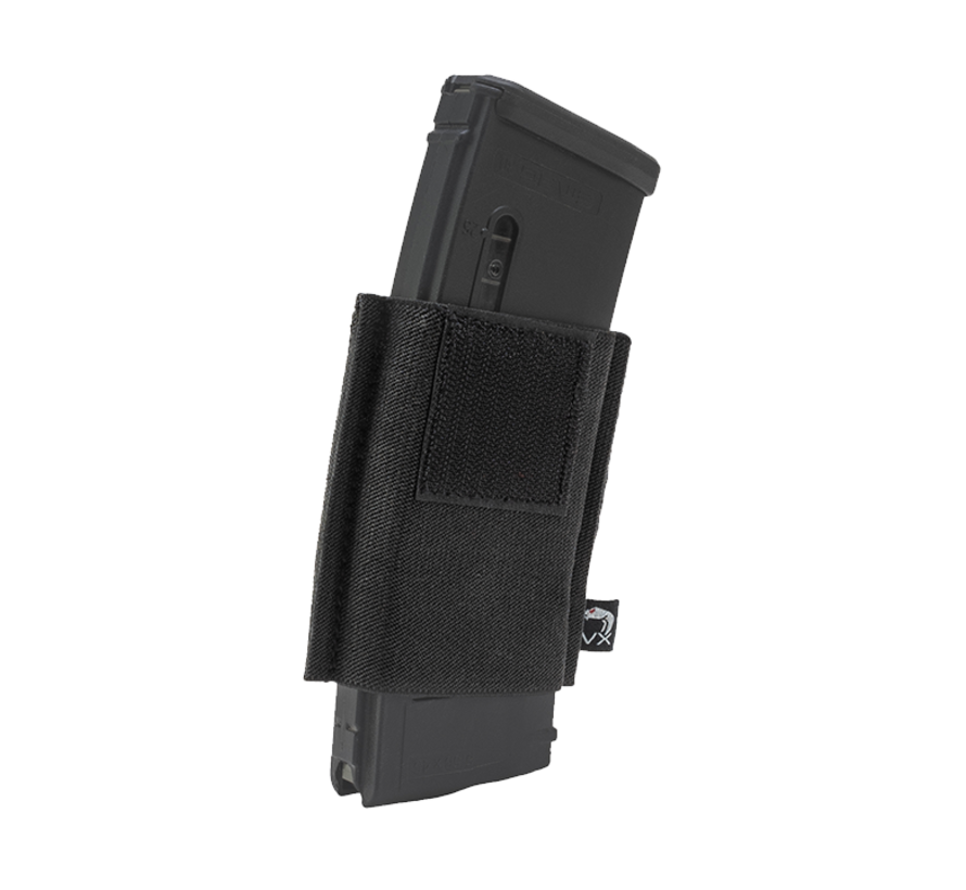 VX Single Rifle Mag Sleeve - BLACK