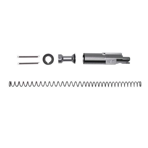 Wii Tech MP7 (KSC, KWA, Umarex) CNC Aluminium Top Gas Loading Nozzle Set