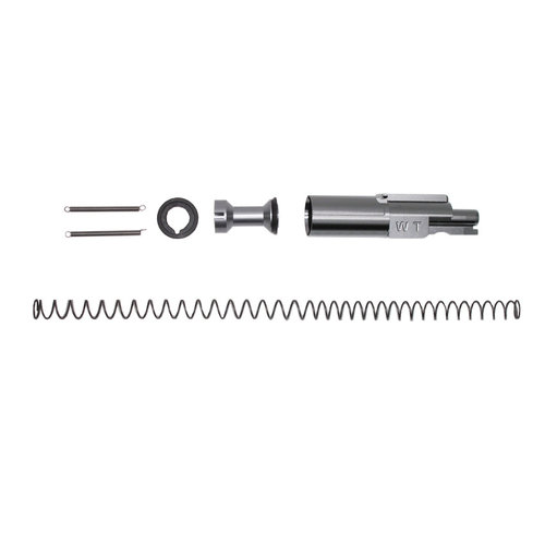Wii Tech MP7 (KSC, KWA, Umarex) CNC Aluminium CQB Loading Nozzle Set