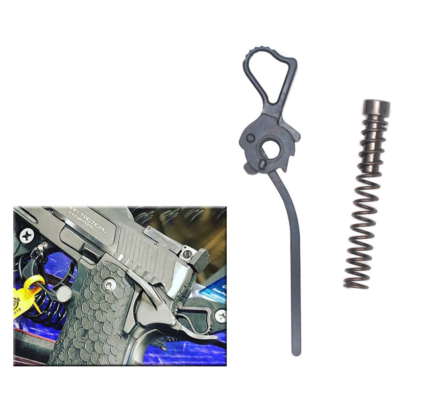 1911(TM) CNC Steel S-2011 Lite-Speed Hammer B
