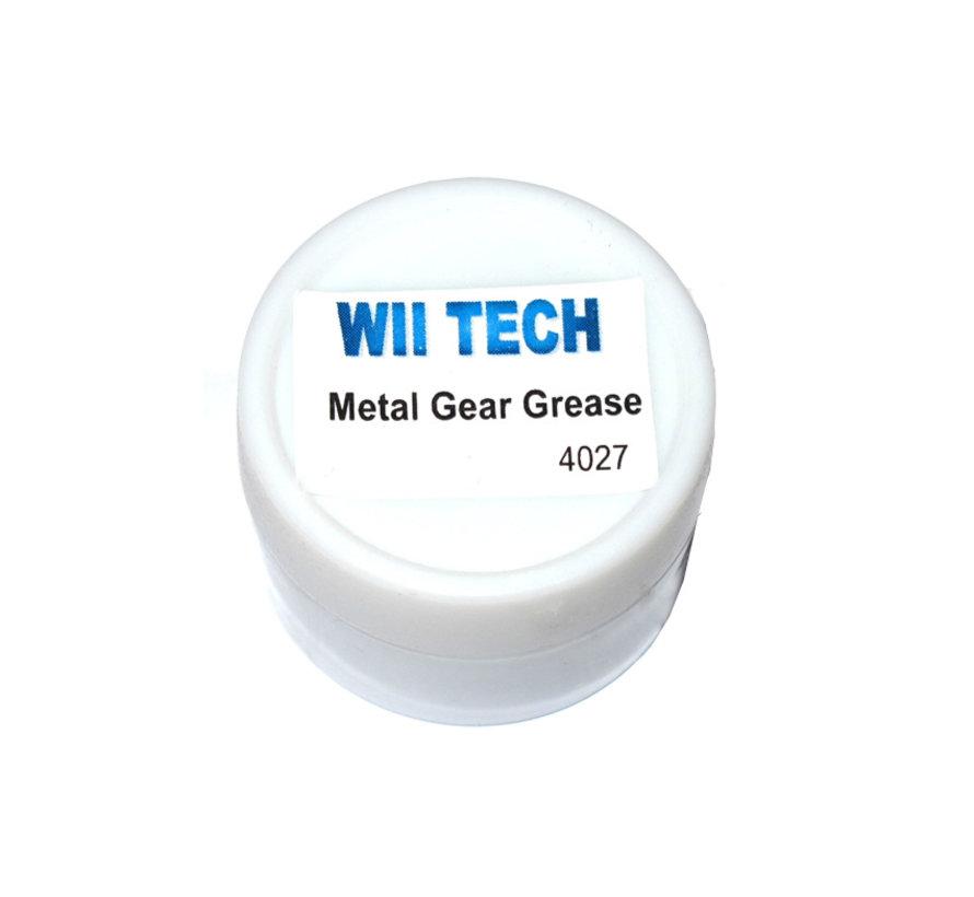 Metal Gear Grease