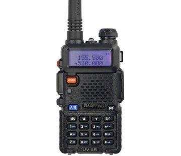 BAOFENG Uv5r Professional Two Way Radio Black