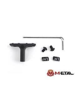 Metal Finger Stop Mini Style For KeyMod & M-LOK